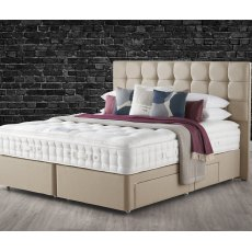 Hypnos Pillow Comfort Garnet Divan Set
