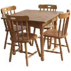 Glenwood Classic 3' Square Table