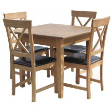 Glenwood Metro 3' Square Table