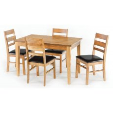 Glenwood Metro 4' Rectangular  Table