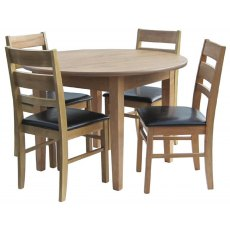 Glenwood Metro 44' Circular  Table