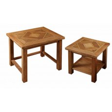 Carlton Furniture Manor Welbeck Nest Of Tables