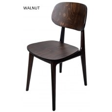 Hafren Contract Garda Dining Chair with Veneer Seat