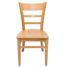 Hafren Contract Hudson Dining Chair with Veneer Seat