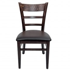 Hafren Contract Hudson Dining Chair with Seren Seat Pad