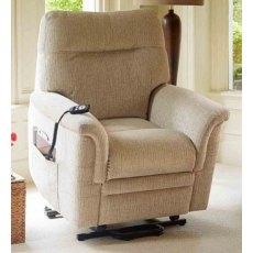Parker Knoll Hudson Rise And Recline Chair Vat Zero Rated