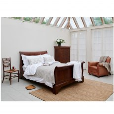 Willis & Gambier Antoinette Bed (Inc Slats) Set