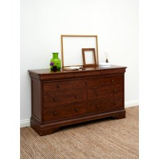 Willis & Gambier Antoinette Wide 4 + 3 Drawer Chest