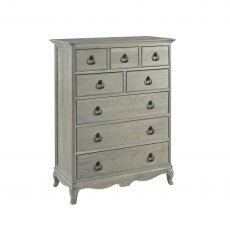 Wilis & Gambier Camille 8 Drawer Chest