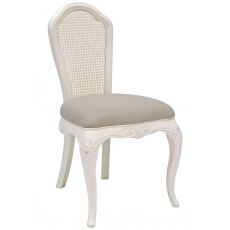 Wilis & Gambier Ivory Bedroom Chair