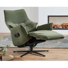 Himolla Seine 3 Motor Recliner With Heart Balance