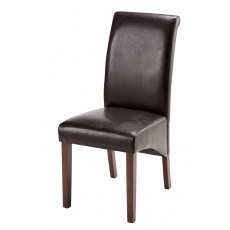 World Furniture Henley Dining Chair Dark Oak Legs