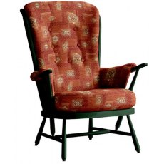 Ercol Evergreen Easy Chair Painted Finish