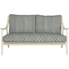 Ercol Marino Medium Sofa Wood Finish