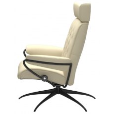 Stressless Metro Chair With Adjustable Headrest
