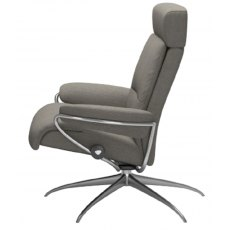 Stressless Tokyo Chair With Adjustable Headrest