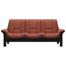 Stressless Windsor Low Back 3 Seater