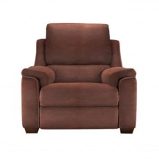 Parker Knoll Albany Manual Recliner With Lever Latch