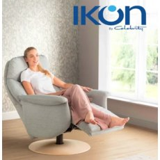 Celebrity Ikon Lunar Rise & Recliner Swivel Chair Vat Zero Rated