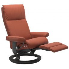 Stressless Aura Power Single Motor Manual Recliner
