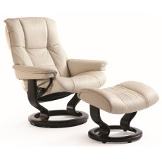 Stressless Mayfair Classic Base Chair With Footstool