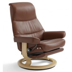 Stressless View Power Dual Motor Electric Recliner
