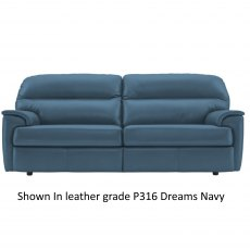 G Plan Watson 2 Cushion 3 Seater Static Sofa