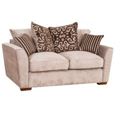 Buoyant Upholstery Fantasia 2 Seater Pillow Back