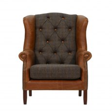 Vintage Sofa Company Wing Armchair