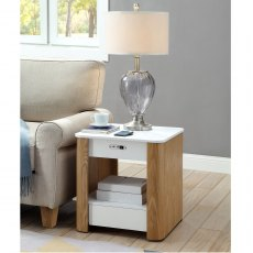 Jual San Francisco Smart Lamp Bedside Table JF403