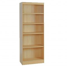 R White Cabinets Tall Bookcase 600mm Wide