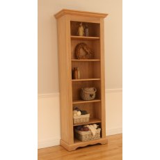 "Andrena Pelham 27"" Narrow Open Bookcase"