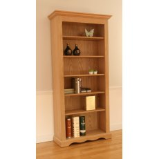 "Andrena Pelham 36"" Wide Open Bookcase"
