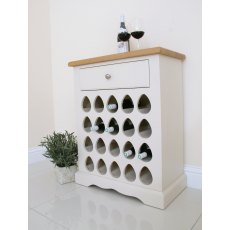Andrena Barley Low Wine Rack