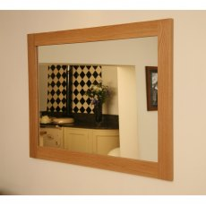 Andrena Elements Small Wall Mirror