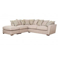 Buoyant Upholstery Fantasia Pillow Back Corner Group Sofa FST/LFC/RH2