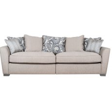 Buoyant Upholstery Atlantis 4 Seater Moduler Pillow Back Sofa