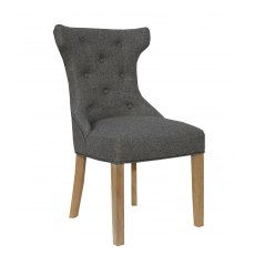 Hafren Collection Winged Button Back Chair