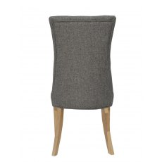 Hafren Collection Curved Button Back Chair