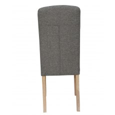 Hafren Collection Button Back Upholstered Chair