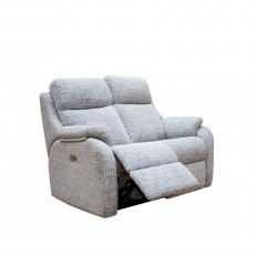 G Plan Kingsbury 2 Seater Double Manual Recliner Sofa