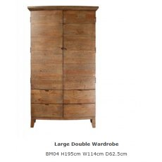 Baker Furniture Bermuda Double Wardrobe