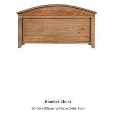 Baker Furniture Bermuda Blanket Chest