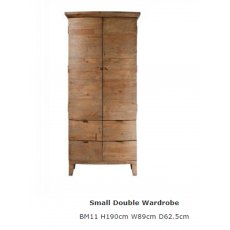 Baker Furniture Bermuda Small Double Wardrobe