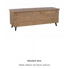 Baker Furniture Valetta Blanket Box