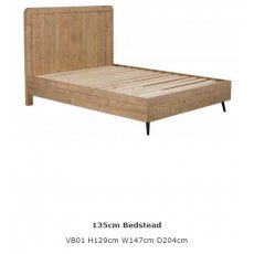 Baker Furniture Valetta Bedstead