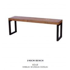 Baker Furniture Nixon 140cm Bench