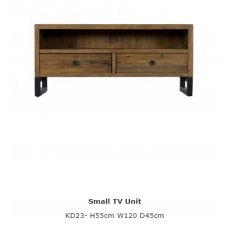 Baker Furniture Nixon Small TV Unit