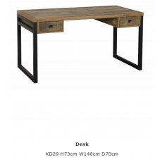 Baker Furniture Nixon Desk
