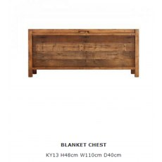Baker Furniture Nixon Blanket Box